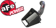 AFE Full Metal Power Stage-2 Cold Air Intake System <br/>for 07-11 Jeep JK V6-3.8L