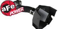 AFE Magnum Force Stage-2 Pro DRY S Intake System <br/>for 11-15 Jeep Grand Cherokee V8-5.7L HEMI