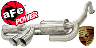 AFE Stainless Steel Exhausts <br> Porsche