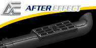 After Effect<br /> 6 inch Black Nerf Bars
