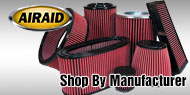 Shop Airaid Air Filters by Manufacturer