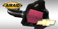 Airaid Intake System for Chevy