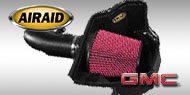 Airaid Intake System for GMC