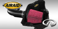 Airaid Air Intake System for Infiniti