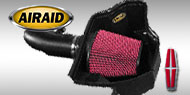 Airaid Air Intake Systems for Lincoln