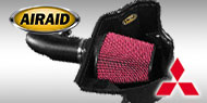 Airaid Air Intake Systems for Mitsubishi