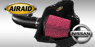 Airaid Intake System for Nissan