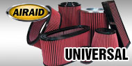 Airaid Universal Filters