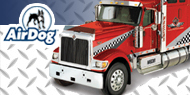 AirDog Diesel<br>Class 8 Trucks