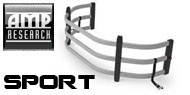 Amp Research<br> BedXTender HD Sport
