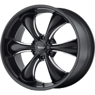 American Racing AR914 Satin Black Milled