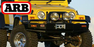 ARB Jeep Bull Bars