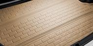 Beige Aries 3D Floor Liners Jeep