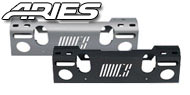 Aries Jeep Front Replacement Stubbie Bumpers