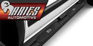 Aries 4 inch Big Step Bar Alumalite