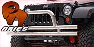 Aries Jeep Bumpers