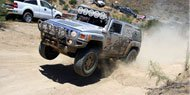 Vision Wheels and V-Tec Are Not Scared of the Baja 500