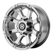 ATX Wheels<br> AX188 Ledge Chrome