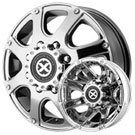 ATX Wheels<br> AX189 Bright PVD