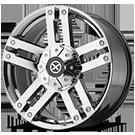 ATX Wheels<br>AX190 Bright PVD