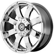 ATX Wheels<br> AX191 Bright PVD