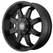 ATX Wheels<br> AX192 Satin Black