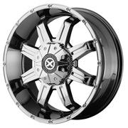 ATX Wheels<br> AX192 Bright PVD
