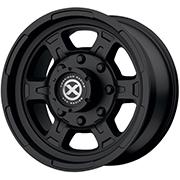 ATX Wheels <br />AX198 Satin Black