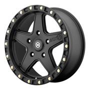 ATX Wheels<br> AX194 Ravine Black Teflon Coated