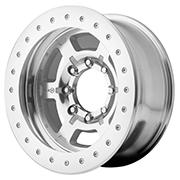 ATX Wheels <br />AX757 Chamber Pro II Machined