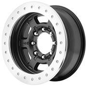 ATX Wheels <br />AX757 Chamber Pro II Textured Black