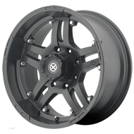 ATX AX181 Artillery Black Wheels