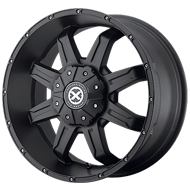 ATX AX192 Satin Black Wheels