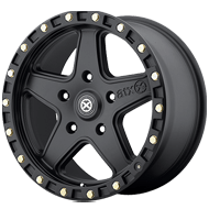 ATX AX194 Ravine Black Teflon Coated Wheels