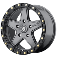 ATX AX194 Ravine Matte Gray Wheels
