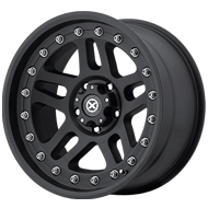 ATX AX195 Cornice Black Teflon Coated Wheels