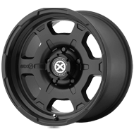 ATX AX198 Satin Black Wheels