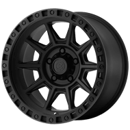 ATX AX202 Cast Iron Black Wheels