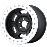 ATX AX757 Chamber Pro II Textured Black Wheels