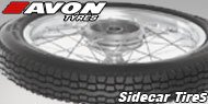 Avon Sidecar Triple Duty Tires