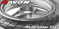 Avon Roadrunner Tires