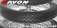Avon Safety Mileage Mk II Tires