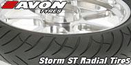 Avon Storm ST Radial Tires