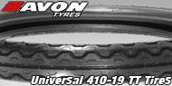 Avon Universal 410 19 TT Tires