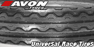 Avon AM26 Roadrider Universal Race Tires