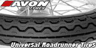 Avon Universal Roadrunner Tires