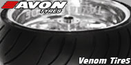 Avon Venom-R Rear Tires