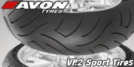 Avon VP2 Sport Street Bike Tires