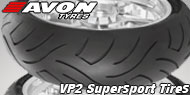 Avon VP2 Supersport Tires