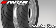 Avon Scooter Tires